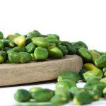 Export of green pistachio kernels to Brazil
