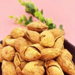 Wholesale price of salty and raw Iranian paper almonds
