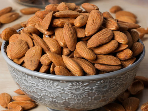 Export of Mamra almonds to Russia