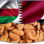Export of Mamra almonds to Qatar and Oman