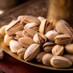 What types of pistachios are exported to Iraq?