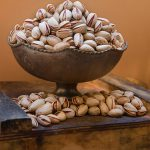 Purchase price of Iranian pistachios