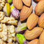 Sale of Iranian pistachio and almond kernels to India