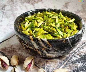 Exporter of Pistachio Slices to UAE   Nutex Pistachios Company
